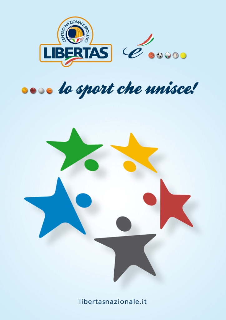 Libertas é... lo sport che unisce!!!