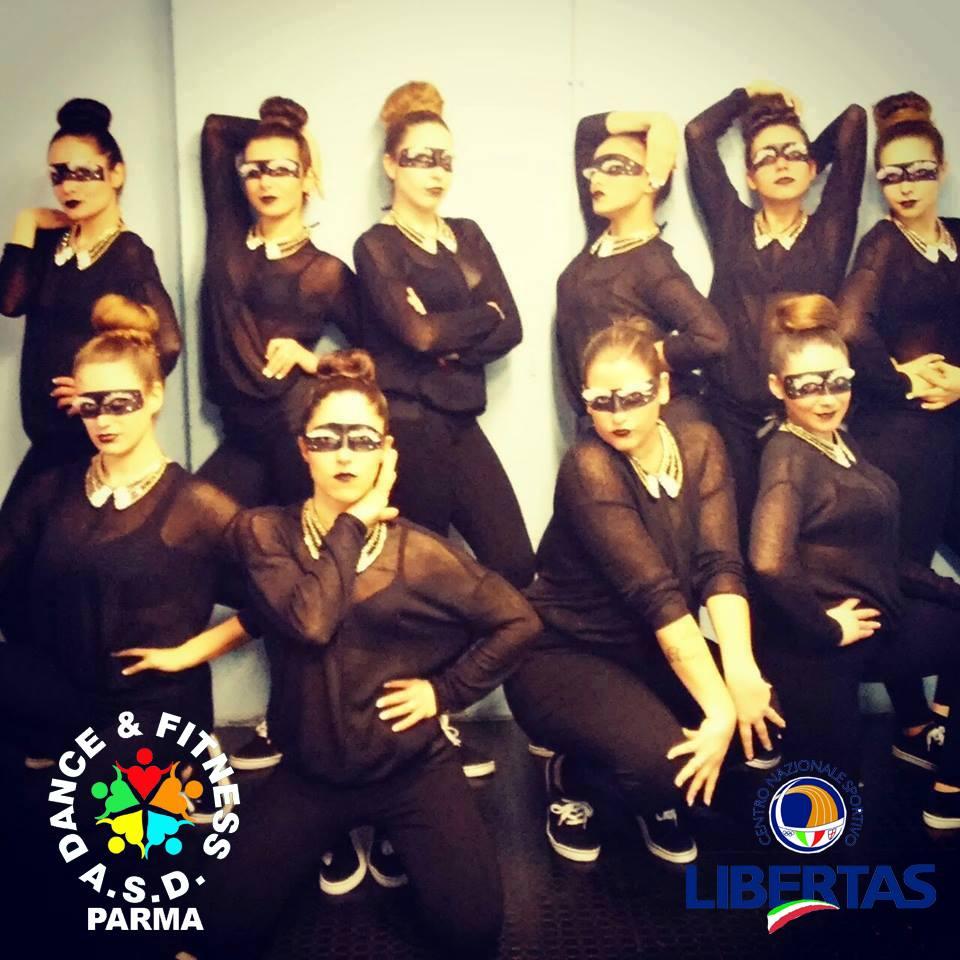 A.S.D. Dance & Fitness - Primo premio VIDEODANCE over 18 e primo premio come miglior look della manisfestazione per le ragazze della VideoDance di Cristina Longano