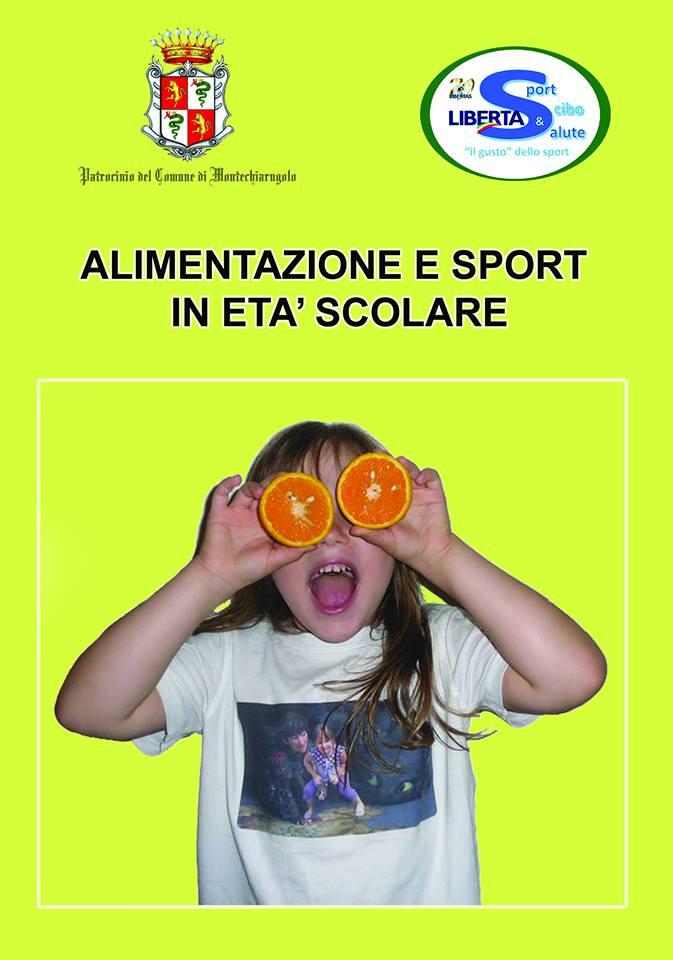 Alimentazione e Sport in età scolare