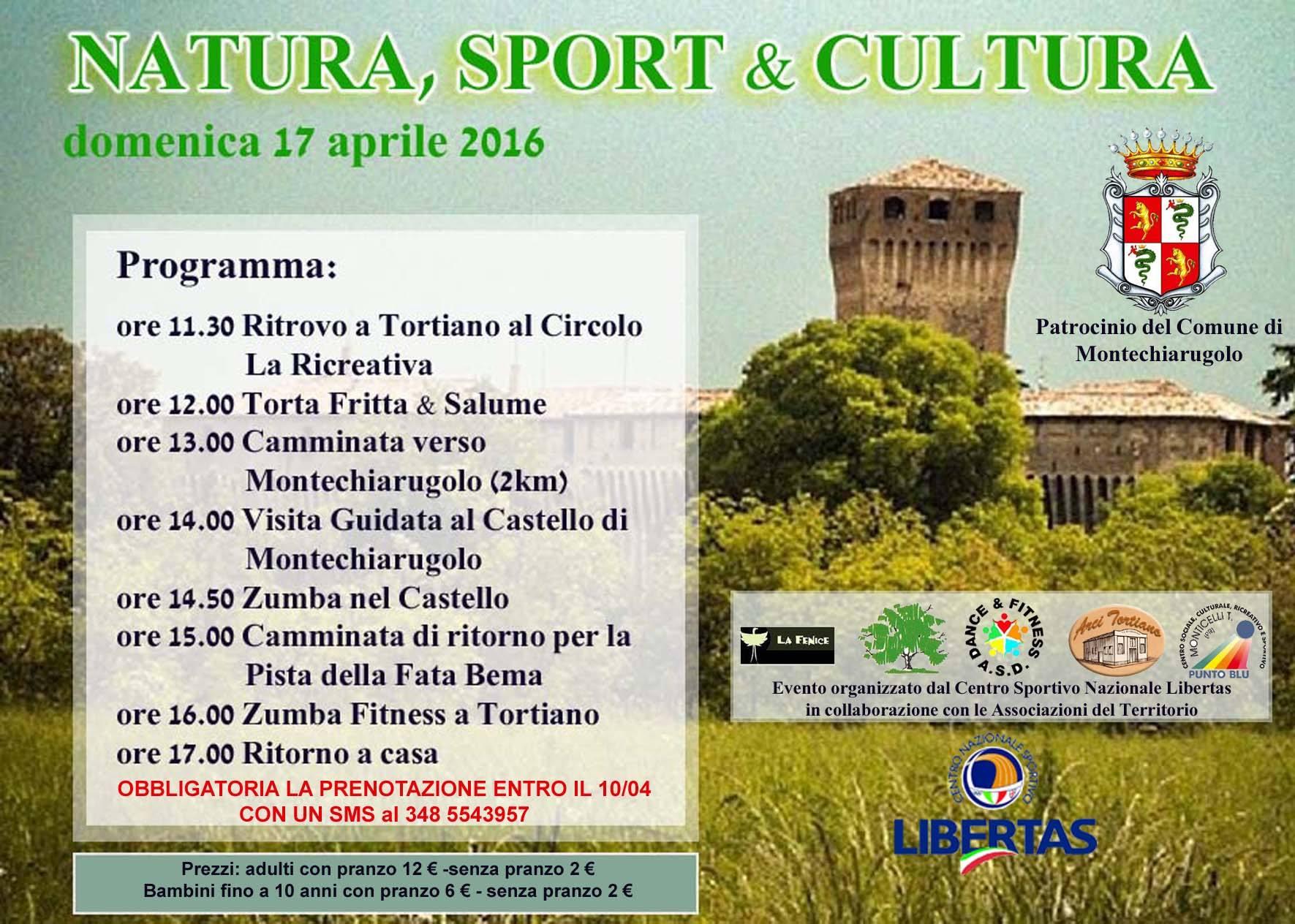 Natura, Sport & Cultura a Montechiarugolo - Family Day